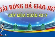 HÌNH ẢNH ANTACO CUP - MÙA 2 (15/04/2017)