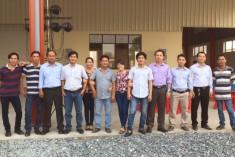 Opening Phu Hoa warehouse - 18/04/2015