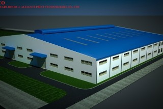 WAREHOUSE 3 - ALLIANCE PRINT TECHNOLOGIES CO., LTD