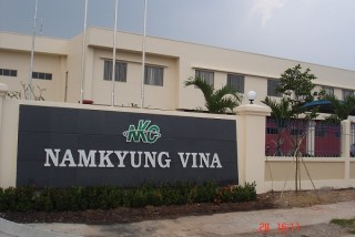 BUILDING WAREHOUSE 2 - NAMKYUNG VINA