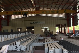 ANTACO BINH DUONG - SPECILIZES IN FABRICATION & INSTALLATION OF FARM EQUIPMENT